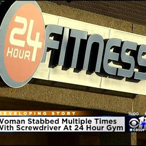 Arrest Made In A Fitness Center Stabbing