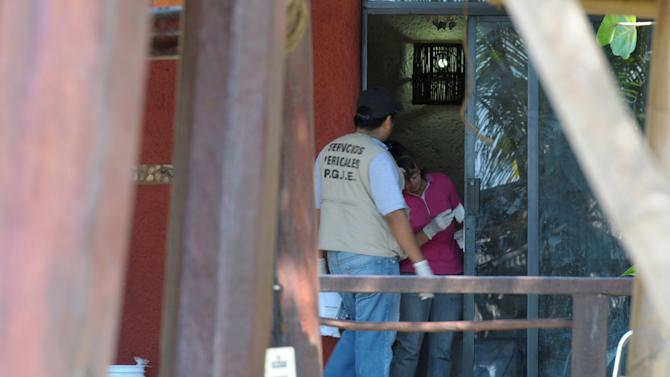 Acapulco rape case overshadows peak tourist season