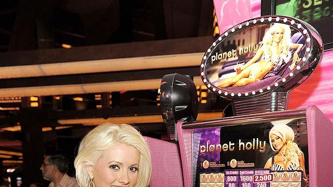 Holly Madison Slot Machine