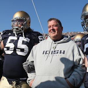 Weis' Biggest Regrets At Notre Dame