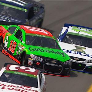 Danica involved in multiple incidents