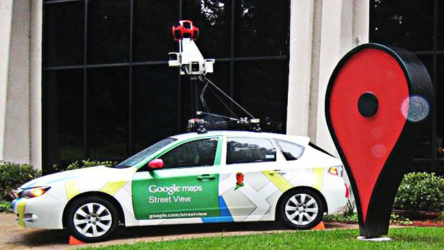 Google slapped with yet another fine over Street View
