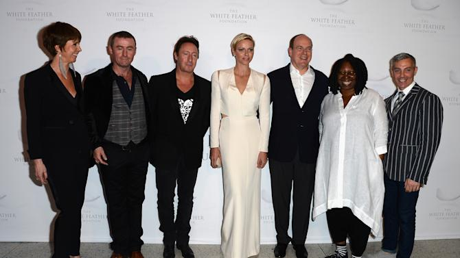 Arrivals At The White Feature Foundation Charity Ball 2013
