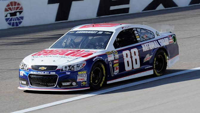 NASCAR Sprint Cup Series: NRA 500-Practice