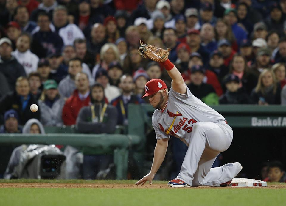 Key injury: Beltran saves grand slam, leaves game