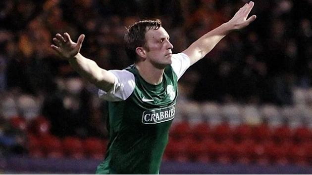Scottish Premiership - Craig seals win for Hibs at Firhill
