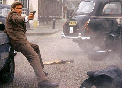 Harrison Ford in Paramount's Patriot Games