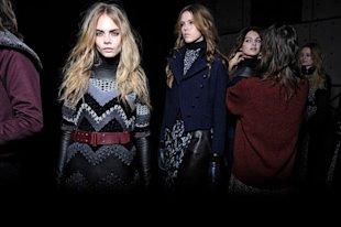 Cara Delevingne Winter 2011 Rag and Bone New York February 2012 .jpg