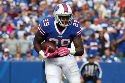 Karlos Williams not practicing Wednesday, fantasy owners continue to wait