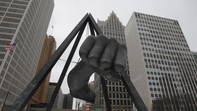 Snyder: At least week from deciding Detroit's fate