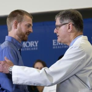 Hospital Releases Two Missionaries Who Had Ebola