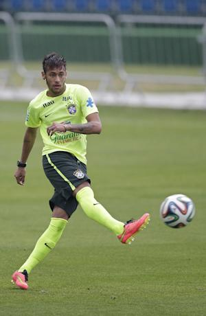 Brazil ready to finally get World Cup underway