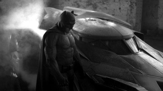 Ben Affleck as Batman -- Warner Bros
