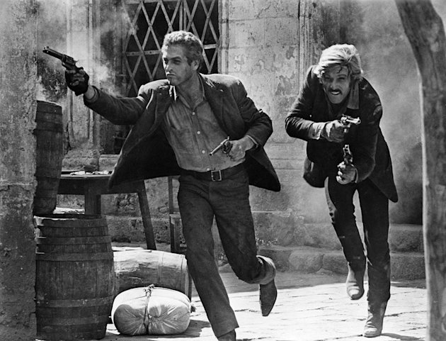 100 Movies Gallery Butch Cassidy and the sundance kid