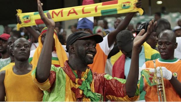 African Cup of Nations - Keita hopes cup run brings joy to war-torn Mali