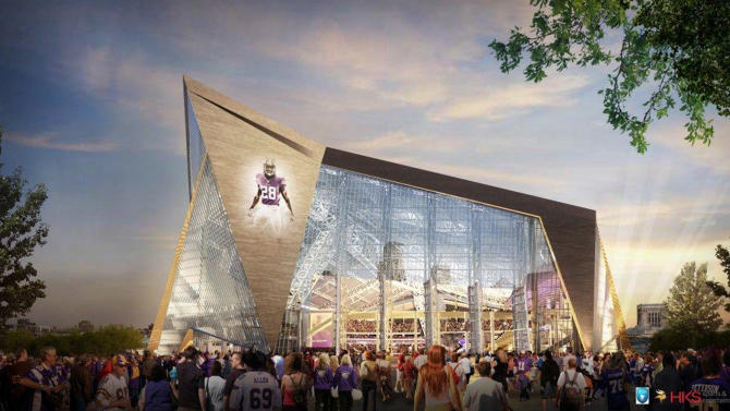 Fine print in Vikings deal leaves little to chance