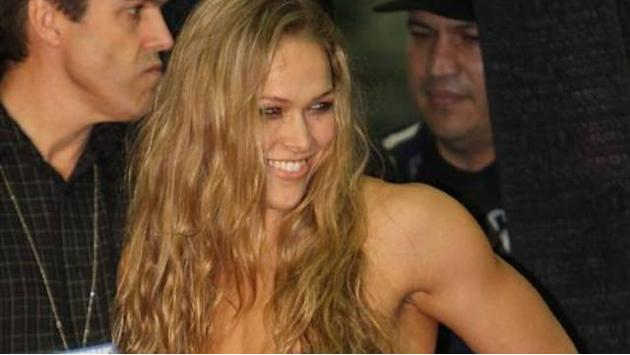 Mixed Martial Arts - Rousey taking a cash course in UFC