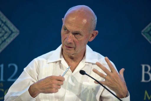 &lt;p&gt;World Trade Organization chief Pascal Lamy, pictured on June 17, said on Thursday the WTO would probably issue a ruling by year&#39;s end on European complaints on Argentine protectionism.&lt;/p&gt;
