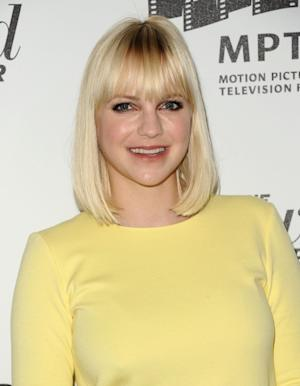 Anna Faris attends the 2nd annual Reel Stories, Real Lives benefiting the Motion Picture & Television Fund at Milk Studios on October 20, 2012 in Hollywood -- Getty Premium