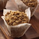 Starbucks Apple Bran muffin