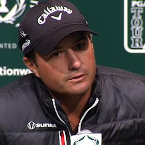 Kevin Kisner comments before the Memorial