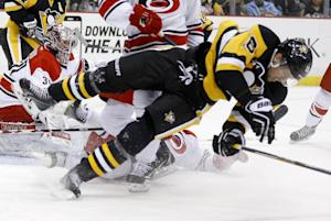 Sutter's goal lifts Penguins over Hurricanes 2 …