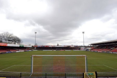 Soccer - npower Football League Two - York City v Port Vale - Bootham Crescent