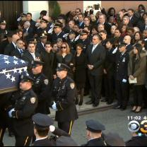 Fallen NYC Officer Mourned