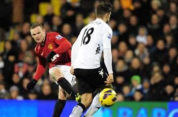 Sir Alex Ferguson insists Rooney will be at Manchester United next season