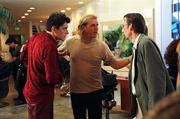 Craig Ferguson , David Rasche and Chris Langham in Warner Brothers' The Big Tease