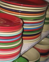 Mix and match dishes work well for casual dining