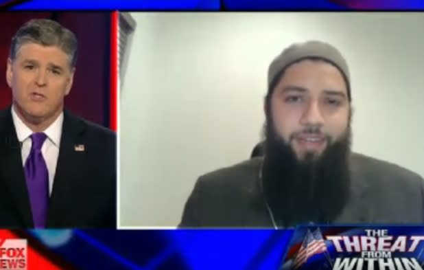 Hannity Ripped by Muslim Guest: 'Shame on You' (Video)