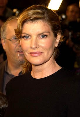 Rene Russo at the Hollywood premiere of Warner Brothers' Showtime