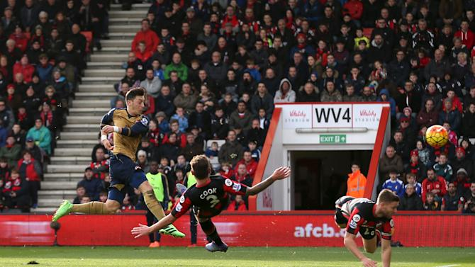 AFC Bournemouth v Arsenal - Barclays Premier League