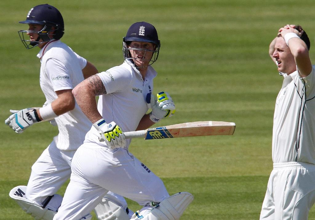 Root and Stokes revive England in first Test