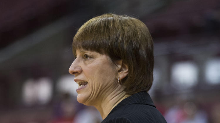 NCAA Womens Basketball: Nebraska at Ohio State