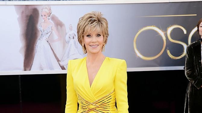85th Annual Academy Awards - Arrivals: Jane Fonda