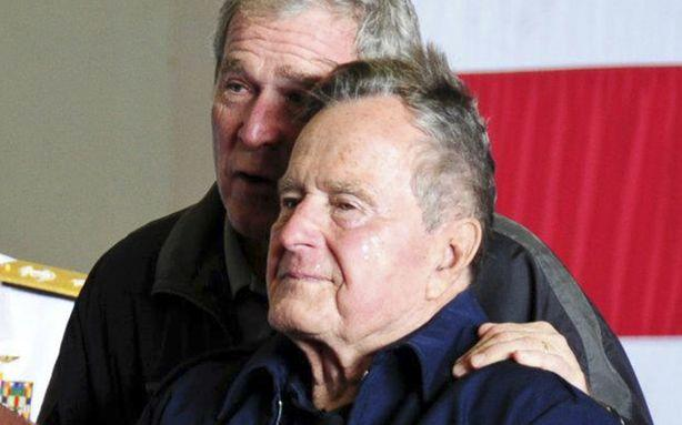 Relax, George H.W. Bush Isn't Going Anywhere Bad Anytime Soon