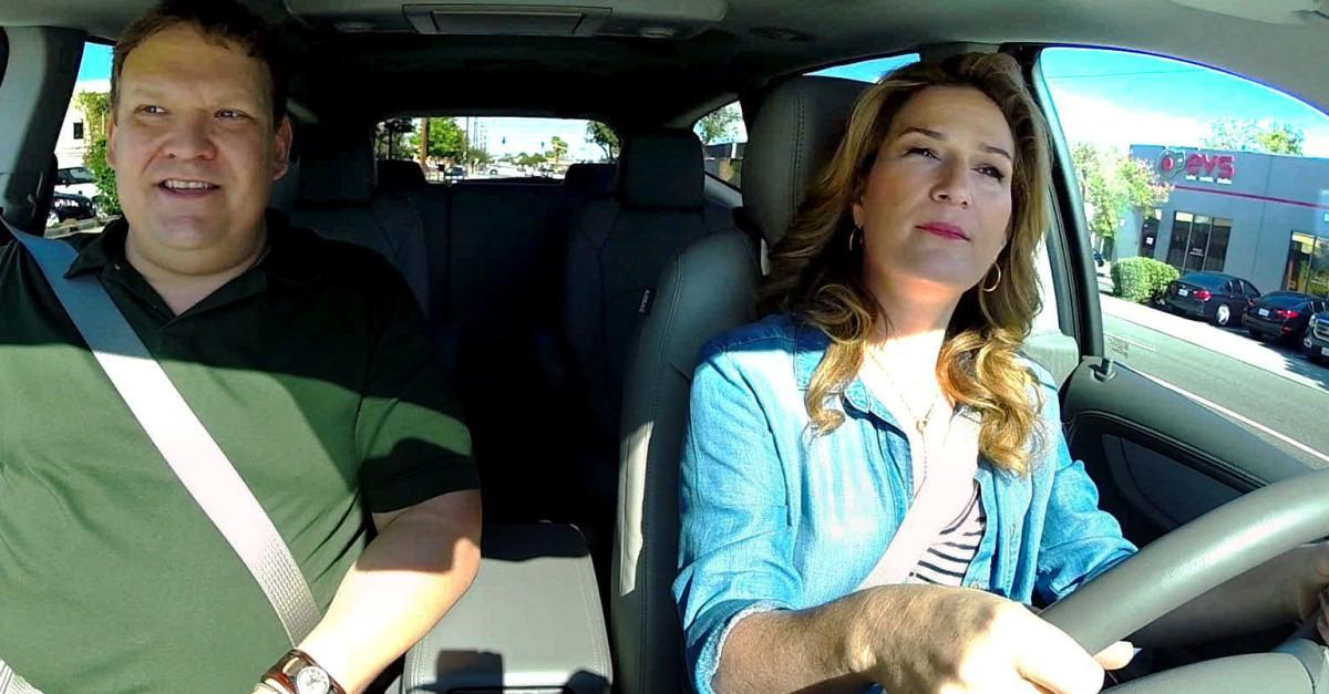 Ana Gasteyer & Andy Richter Talk Parenting