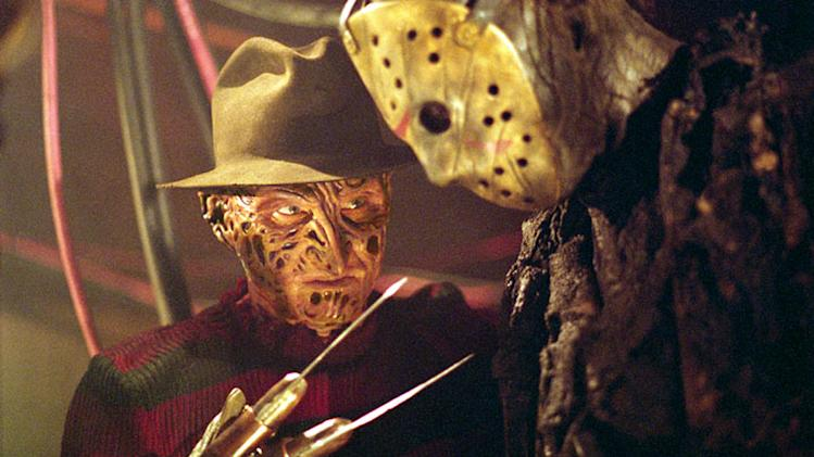 Freddy vs jason New Line Cinema 2003 Ken Kirzinger Robert Englund