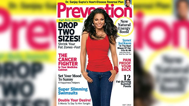 Janet Jackson: Weight Gain Nearly Caused Diabetes