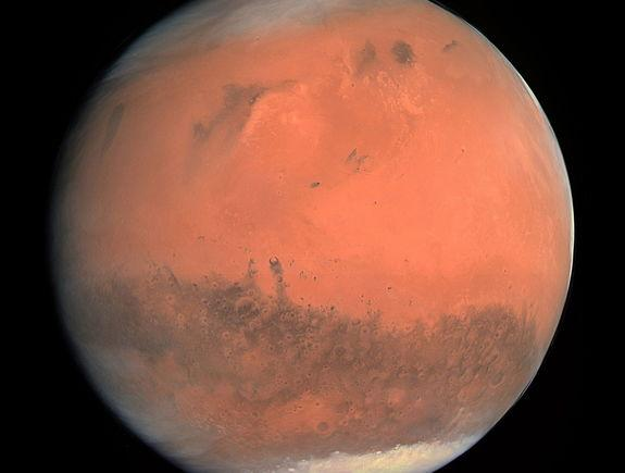 New Tech Could Protect Astronauts' Eyes on Mars Mission