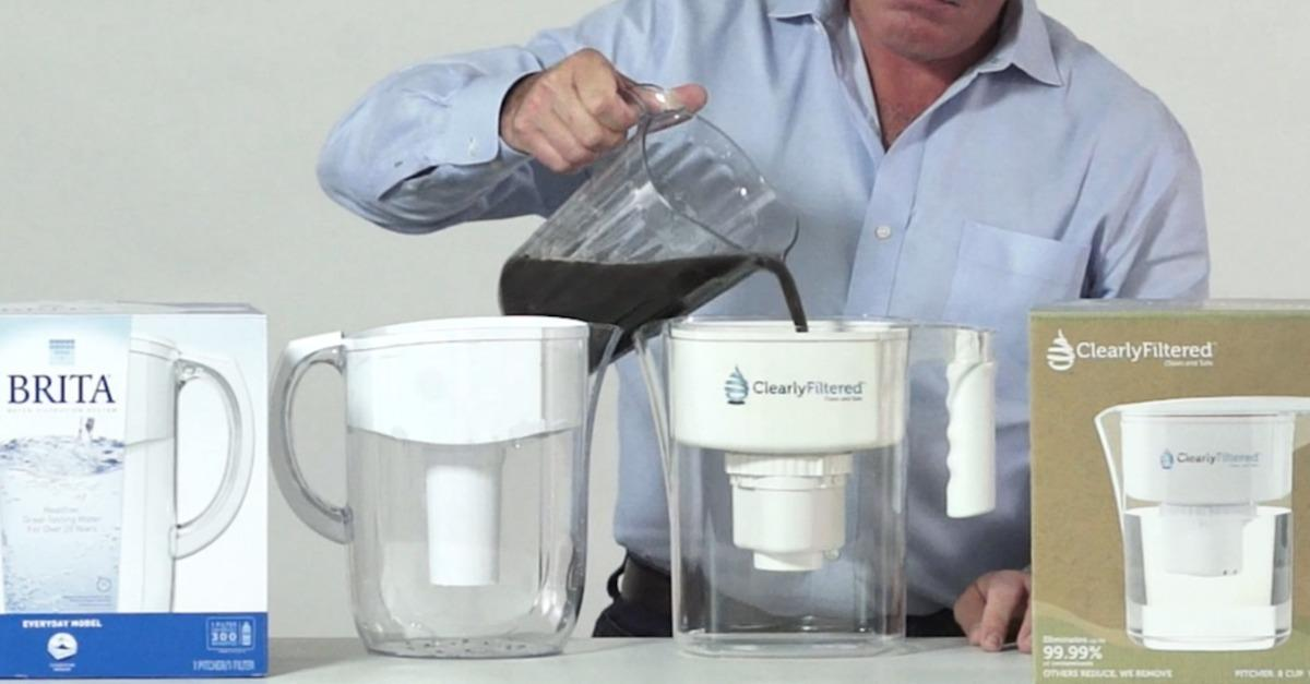 Controversial New Water Filtration Device