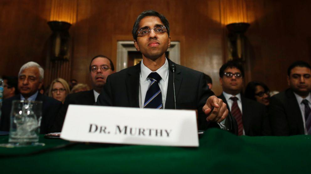 Meet Vivek Murthy: The Controversial Surgeon General