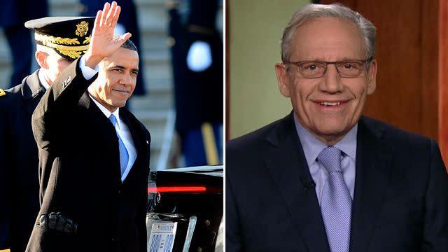 Bob Woodward on Obama's second term agenda