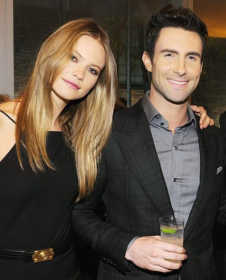 Adam Levine Says Fiancee Behati Prinsloo Made Him Want to Get Married