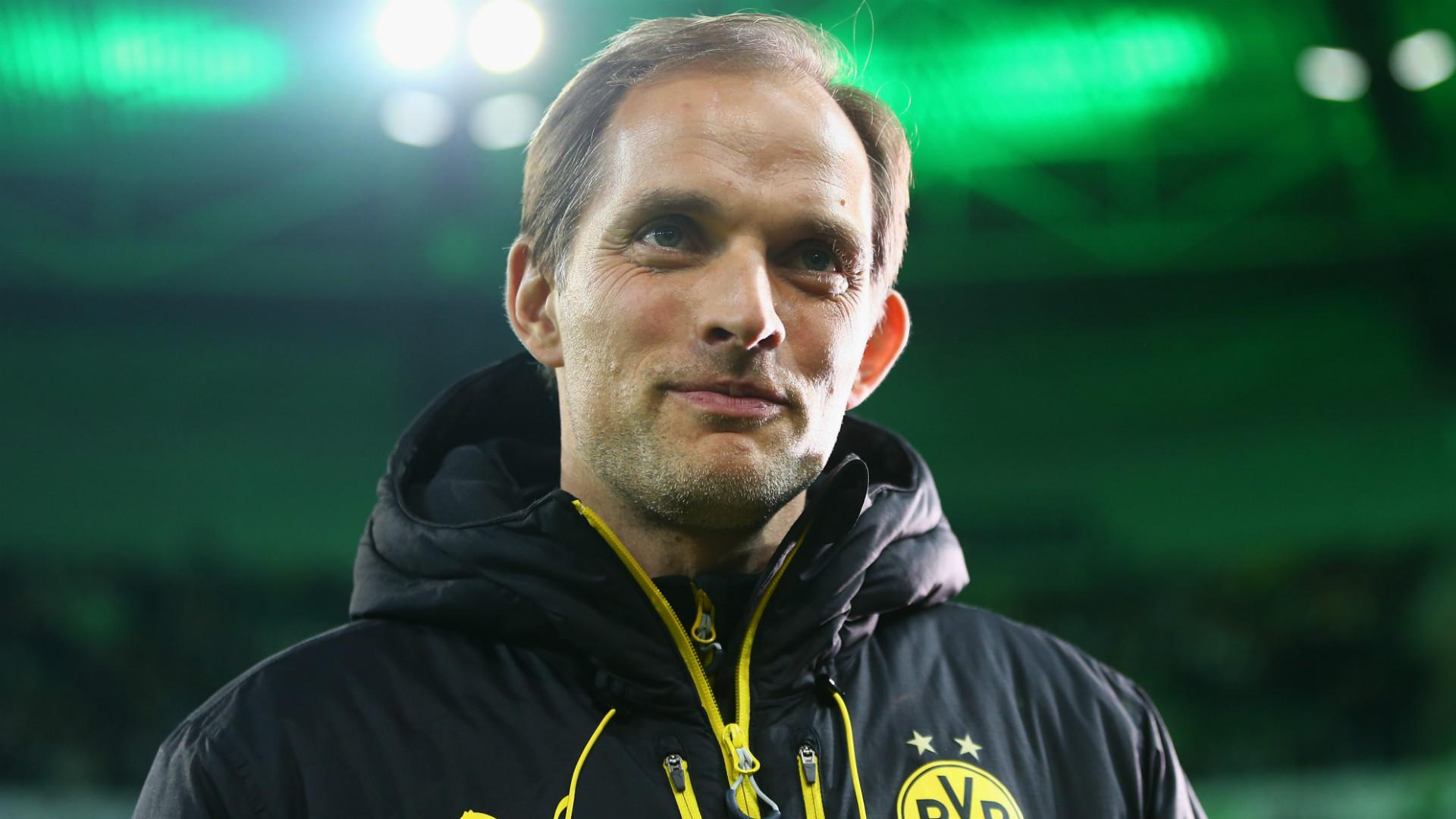 Tuchel inspired by Kerber as Dortmund hunt down Bayern