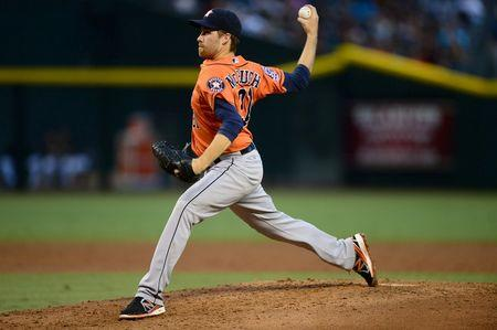 Astros win, can clinch playoff spot on Sunday