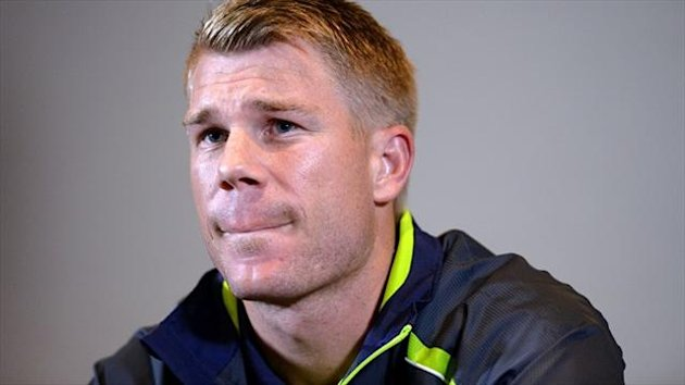 David Warner (PA Photos)
