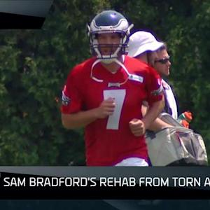 Will Sam Bradford recover in time for Week 1?